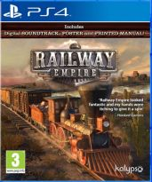 Railway Empire: Day 1 Edition (PS4)