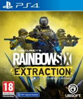 hra pre Playstation 4 Rainbow Six: Quarantine