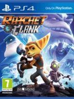 hra pro Playstation 4 Ratchet & Clank [PROMO]