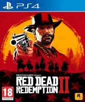 hra pro Playstation 4 Red Dead Redemption 2