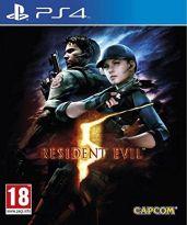 hra pro Playstation 4 Resident Evil 5 HD