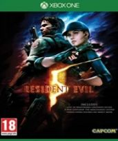 hra pre Xbox One Resident Evil 5 HD
