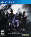 hra pro Playstation 4 Resident Evil 6 HD