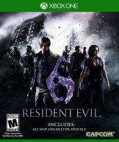 hra pre Xbox One Resident Evil 6 HD
