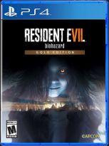 hra pro Playstation 4 Resident Evil 7: Biohazard - Gold Edition
