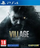 Resident Evil 8: Village (PS4) + darček hrnček