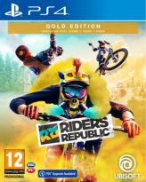 hra pro Playstation 4 Riders Republic - Gold Edition
