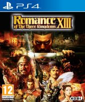 hra pro Playstation 4 Romance of the Three Kingdoms XIII