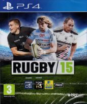 hra pre Playstation 4 Rugby 15