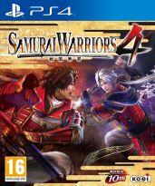 hra pre Playstation 4 Samurai Warriors 4