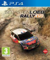 hra pro Playstation 4 Sebastien Loeb Rally EVO