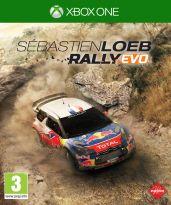 hra pre Xbox One Sebastien Loeb Rally EVO