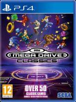 hra pre Playstation 4 Sega Mega Drive Classics