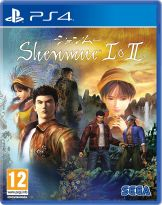 hra pre Playstation 4 Shenmue I & II