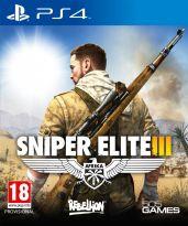 hra pre Playstation 4 Sniper Elite 3 [Promo]