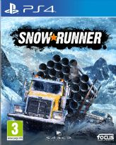 SnowRunner: A MudRunner Game CZ (PS4)