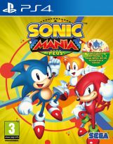 hra pro Playstation 4 Sonic Mania Plus