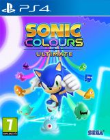 hra pro Playstation 4 Sonic Colours Ultimate
