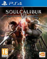 hra pro Playstation 4 SoulCalibur VI