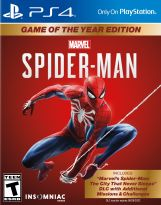 Spider-Man - GOTY Edition (PS4)