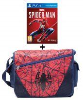 hra pre Playstation 4 Spider-Man CZ GAMEEXPRES EDÍCA (Hra + brašna) + plagát