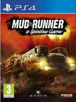 hra pro Playstation 4 Spintires: MudRunner