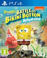 hra pro Playstation 4 Spongebob SquarePants: Battle for Bikini Bottom - Rehydrated