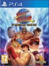 hra pre Playstation 4 Street Fighter 30th Anniversary Collection
