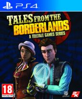 hra pro Playstation 4 Tales from the Borderlands