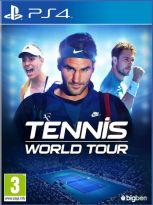 hra pre Playstation 4 Tennis World Tour