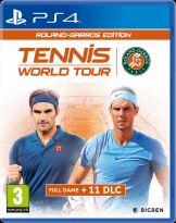 hra pro Playstation 4 Tennis World Tour - Roland-Garros Edition
