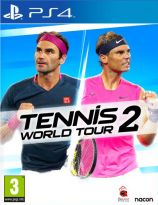 Tennis World Tour 2 (PS4) + dlc