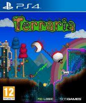 hra pre Playstation 4 Terraria