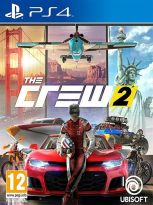 hra pre Playstation 4 The Crew 2