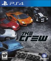 hra pro Playstation 4 The Crew