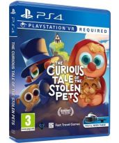 hra pro Playstation 4 The Curious Tale of the Stolen Pets