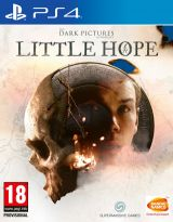hra pro Playstation 4 The Dark Pictures Anthology: Little Hope