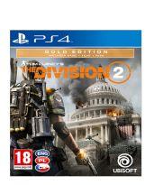 hra pro Playstation 4 The Division 2 - Gold Edition (platba předem)