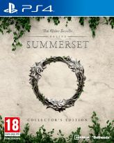 hra pre Playstation 4 The Elder Scrolls Online: Summerset - Collectors Edition