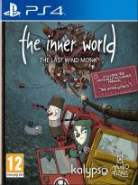 hra pre Playstation 4 The Inner World: The Last Wind Monk