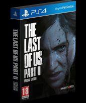 The Last of Us Part II - Special Edition CZ (PS4) + darček hracia skrinka + tetovanie + DLC