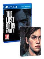 The Last of Us Part II - Steelbook Edition (PS4) + darček hracia skrinka + tetovanie + DLC