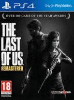 hra pro Playstation 4 The Last of Us: Remastered  [PROMO]