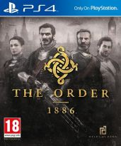 hra pro Playstation 4 The Order 1886