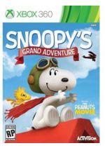 Hra pre Xbox 360 Snoopys Grand Adventure