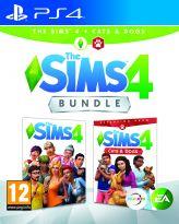hra pre Playstation 4 The Sims 4 + rozšírenie Psy a Mačky