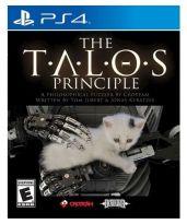 hra pre Playstation 4 The Talos Principle (Deluxe Edition)
