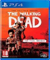 hra pro Playstation 4 The Walking Dead: Telltale Series - Final Season