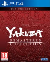 hra pro Playstation 4 The Yakuza Remastered Collection