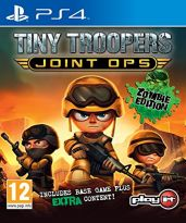 hra pre Playstation 4 Tiny Troopers: Joint Ops (Zombie Edition)